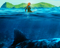The Shallows - horror-movies wallpaper