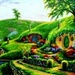 The Shire - lord-of-the-rings icon