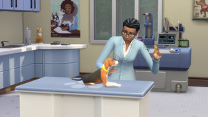 The Sims 4: gatos and perros