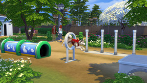The Sims 4: Pusa and Aso