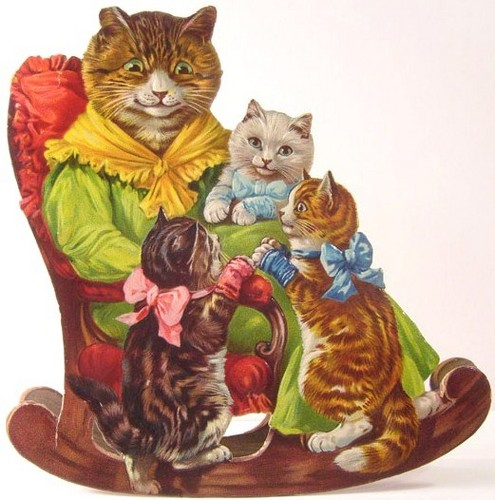 Beautiful Things 壁纸 titled The Three Little 小猫