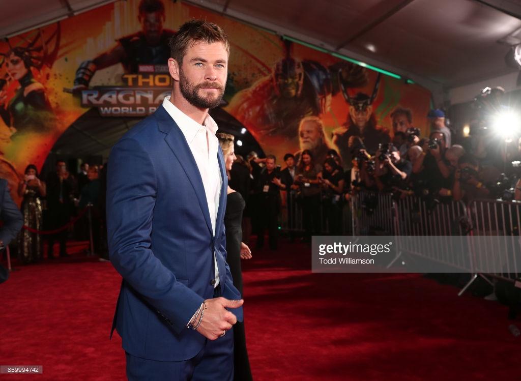 Thor Ragnarok premiere