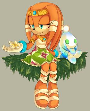 Tikal Doodle