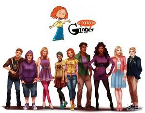 Told দ্বারা Ginger kids all growned up