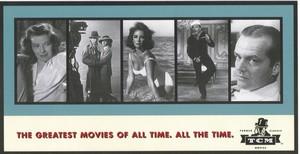 Turner Classic cine fan Art
