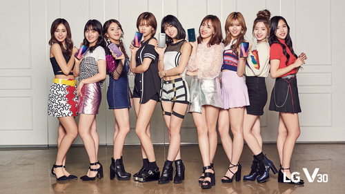 Twice (JYP Ent) wolpeyper entitled Twice 63