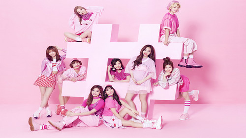 Twice (JYP Ent) wolpeyper called Twice Hapon 2