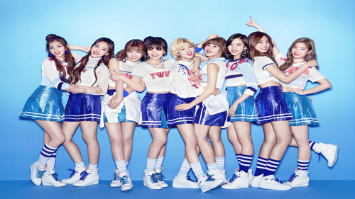 Twice (JYP Ent) achtergrond entitled Twice japan