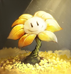 Underpatch!Flowey the bunga