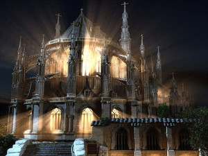 Vampire गढ़, महल