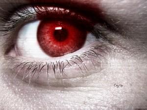 Vampire`s eye