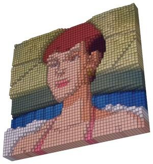 Veronica Benning 3D