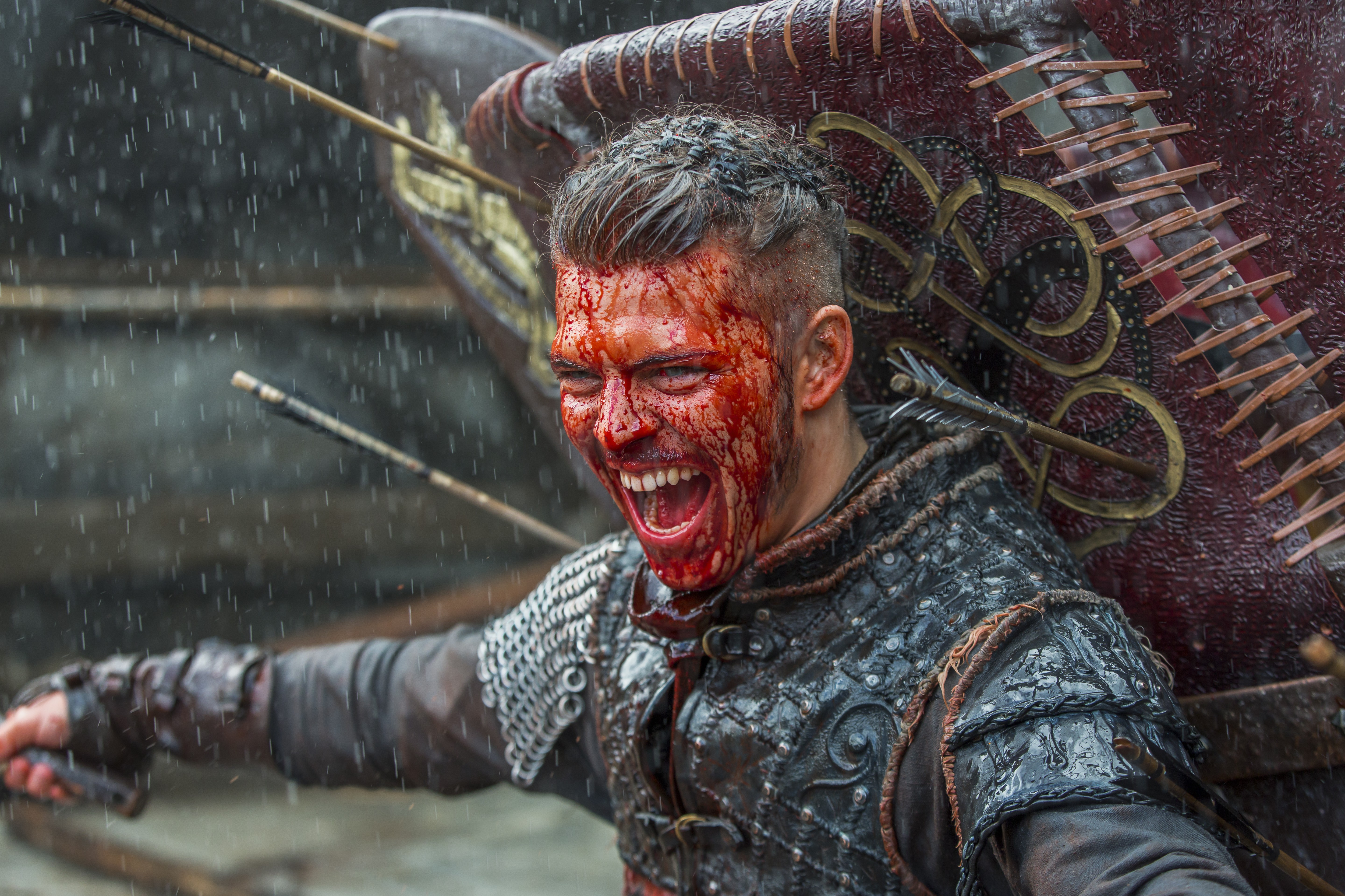 """Vikings """"Homeland"""" (5x03) promotional picture"""