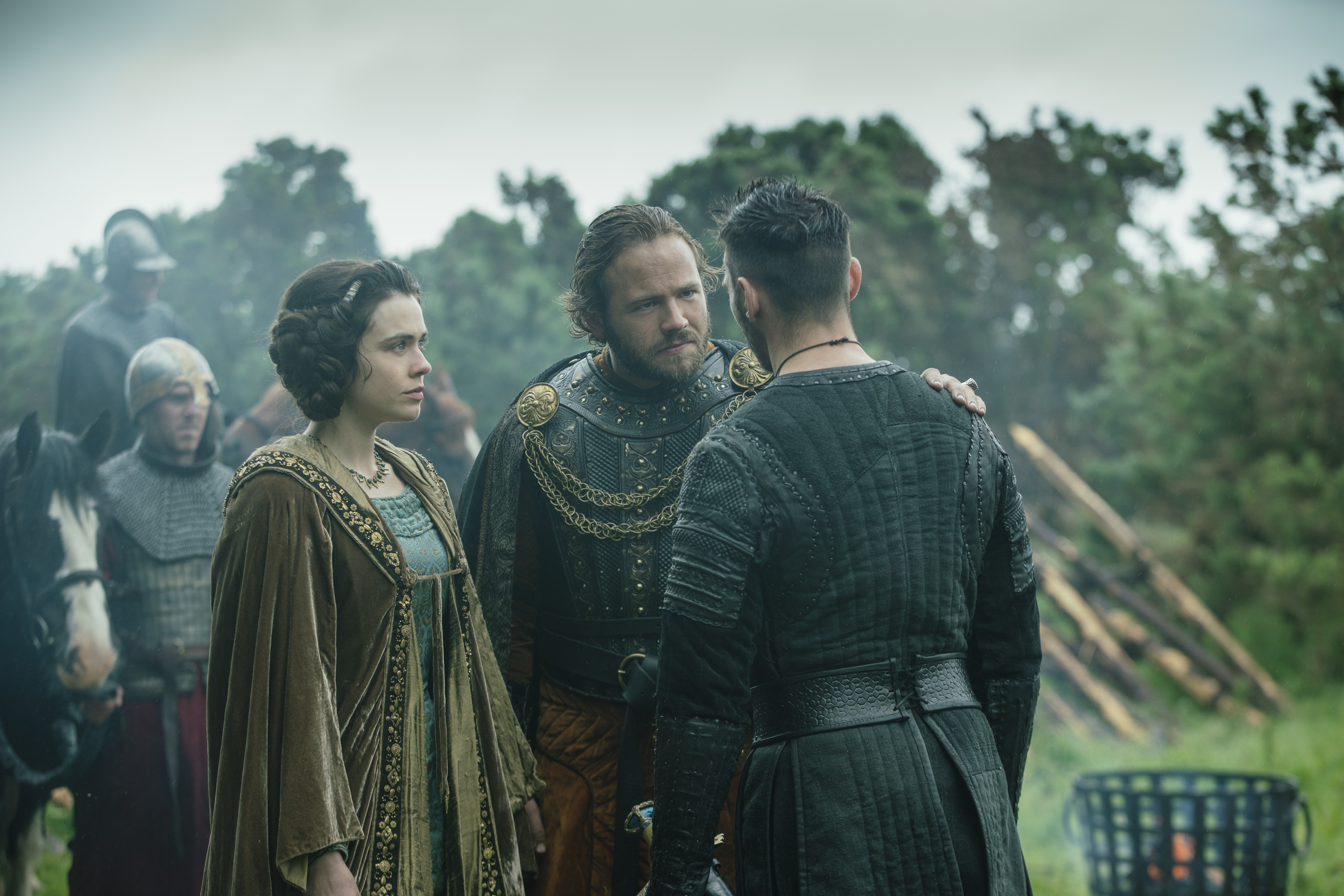 Vikingos Serie De Television Imagenes Vikings Season 5 First Look