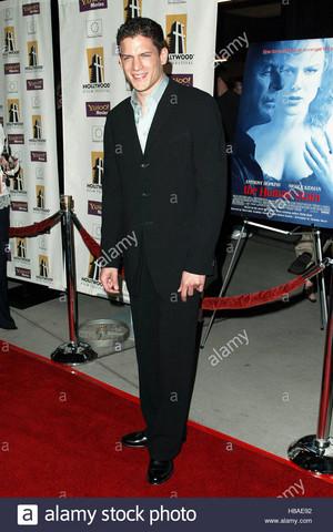 WENTWORTH MILLER THE HUMAN STAIN LA FILM PREMI LA  21 October 2003