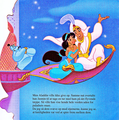 Walt Disney Book Scans – Aladdin: The Genie's Story (Danish Version) - disney-princess photo
