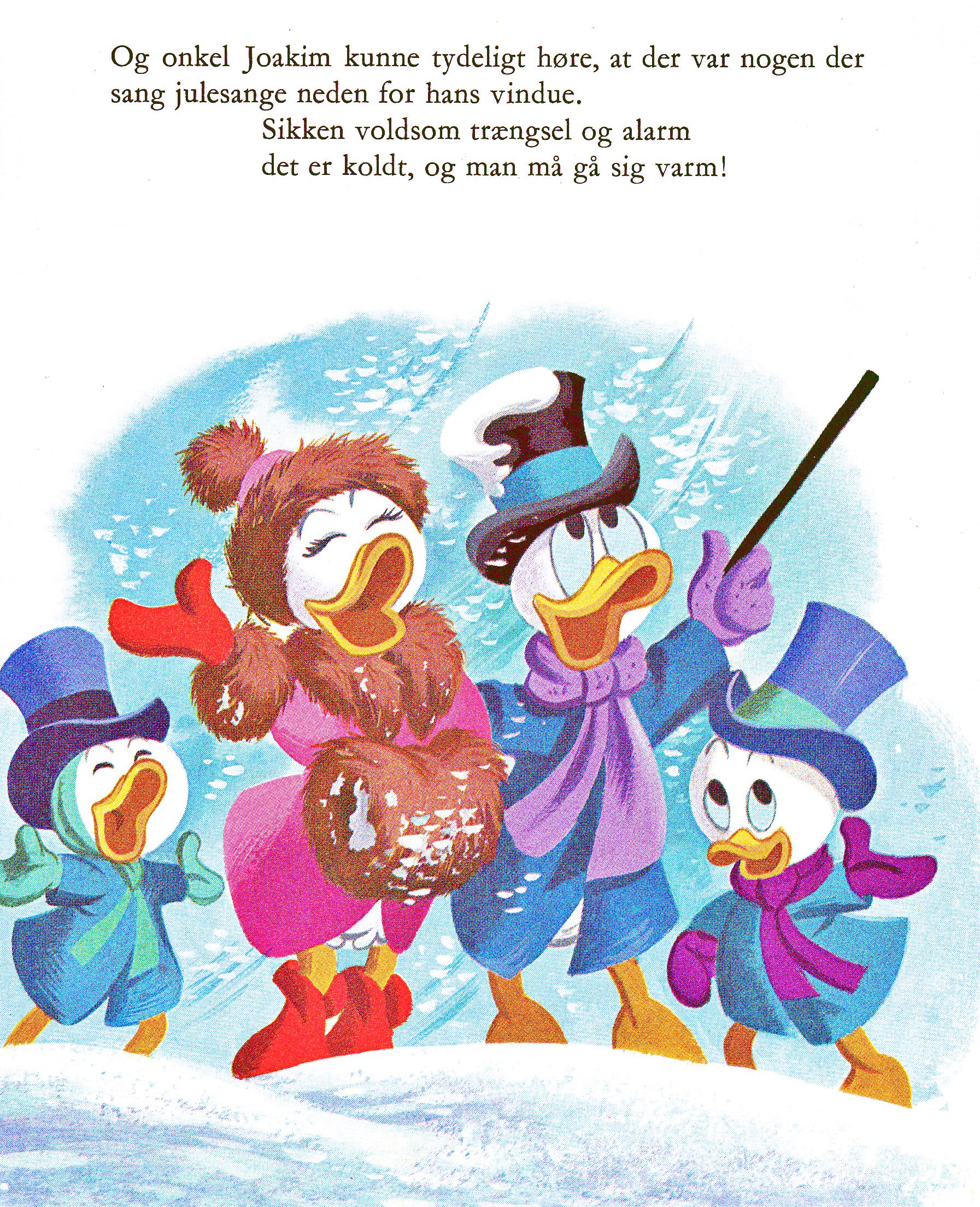 Walt Disney Figuren Bilder Walt Disney Book Scans Uncle Scrooges