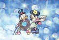 Walt Disney Fan Art - Scrooge McDuck and Minnie Mouse - walt-disney-characters fan art