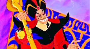 Walt Дисней Screencaps – Iago & Jafar