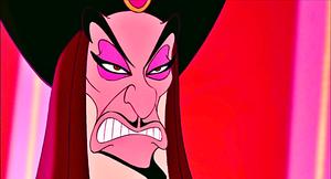 Walt Дисней Screencaps – Jafar