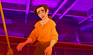 Walt ডিজনি Screencaps – Jim Hawkins