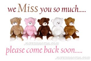 We Miss u So Much