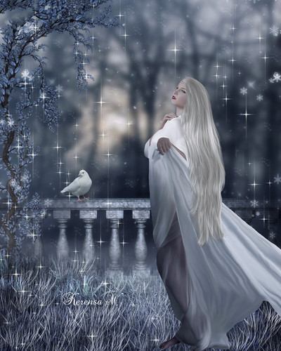Daydreaming wallpaper titled Winter Dreams