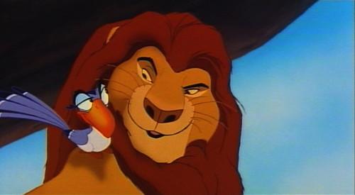 The Lion King wallpaper entitled Zazu