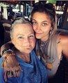 Paris And Her Mother,  Debbie Rowe  - paris-jackson photo