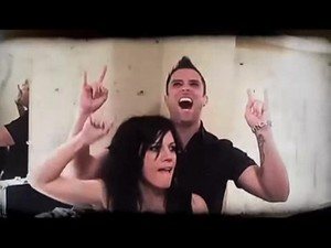 awake and alive (music video)