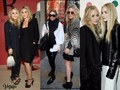 collage - mary-kate-and-ashley-olsen fan art