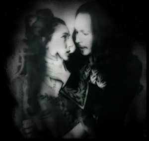 dracula passion love kiss