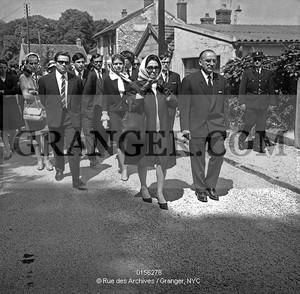 francoise dorleac funeral