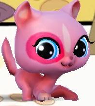 ピンク kitty