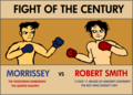 morrissey vs robert smith