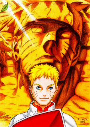 Naruto the 7th hokage bởi joseluis81 d87j178