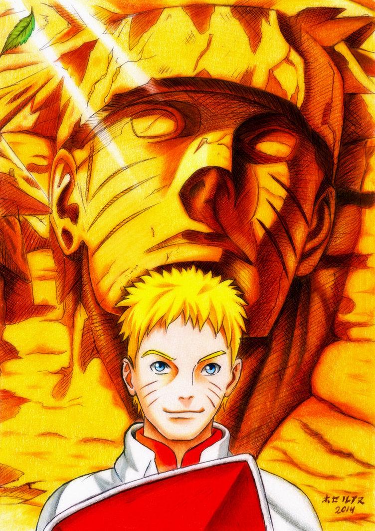 Naruto The 7th Hokage Von Joseluis81 D87j178 Savager1358 Foto