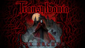 nox arcana transylvania vampire