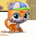 orange kitty - lps-quirky-kitties icon