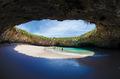 playa del amor mexico - beaches photo