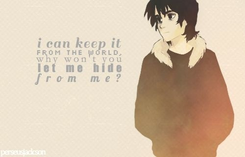 Nico di Angelo fondo de pantalla entitled quote nico
