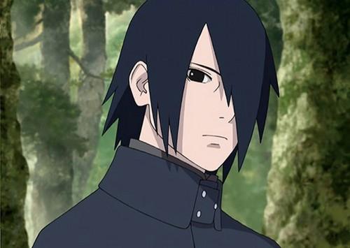 Naruto achtergrond titled sasuke