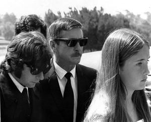 sharon tate funeral