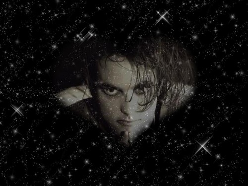 Robert Smith wallpaper entitled the cure wallpaper6