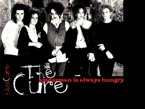 Robert Smith wallpaper entitled thecurewallpaper11