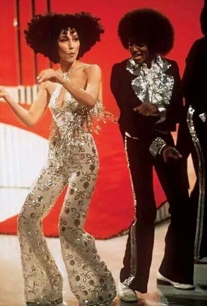 Cher And Michael Jackson