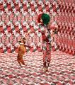 """Everyday is christmas"" promo pics - sia photo"