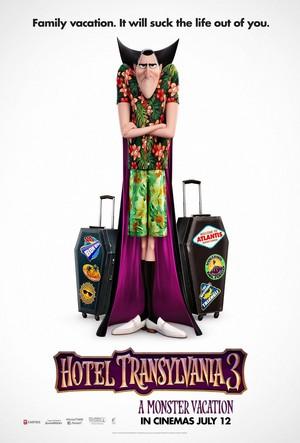 Hotel Transylvania 3 Poster
