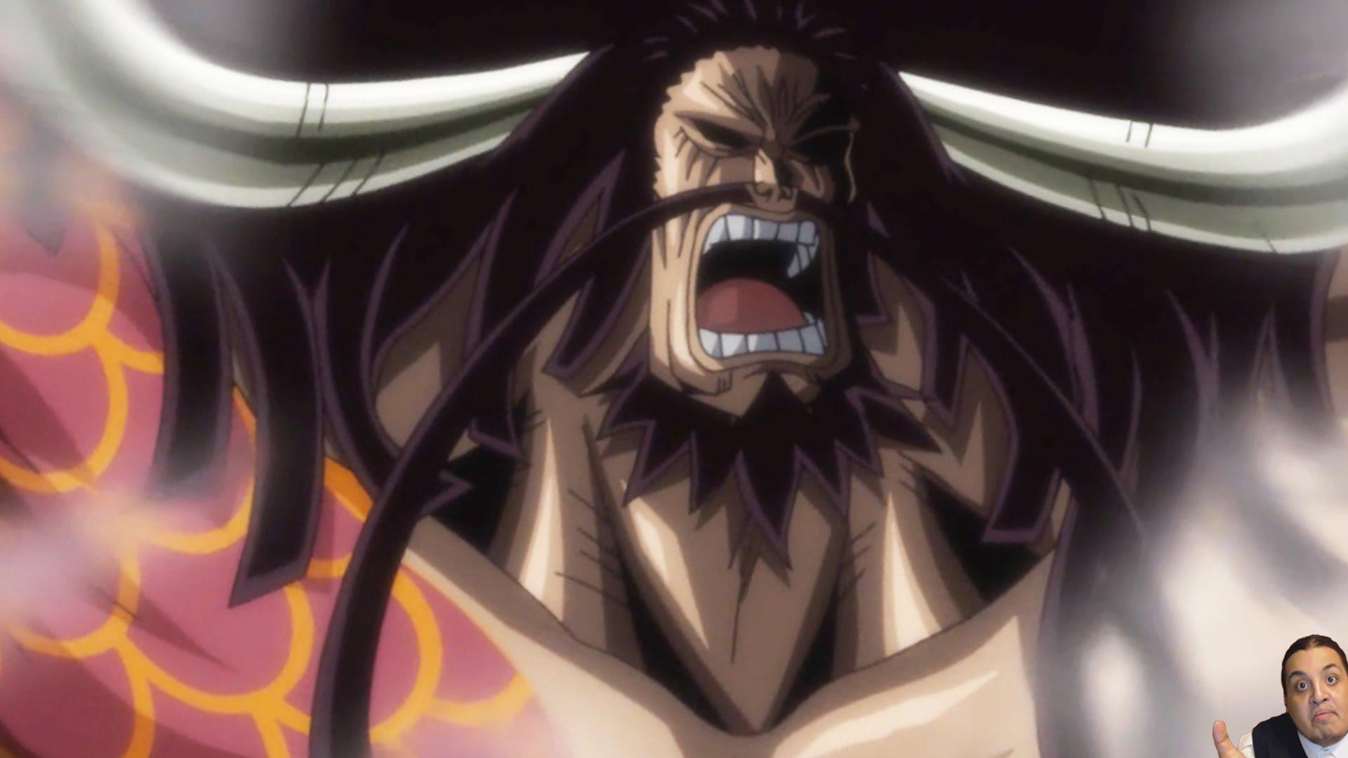 *Kaido The Beast*