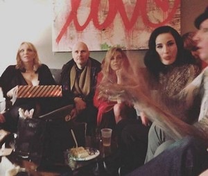 Marilyn Manson's birthday party